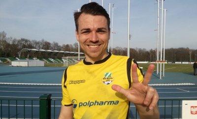 Adam Patora został nowym piłkarzem KS Kutno
