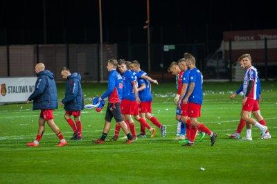 Szybki gol nie wystarczył! Wisła Sandomierz przegrała z ŁKS-em Probudex Łagów