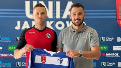 Piotr Klepczarek nowym szkoleniowcem Unii Janikowo