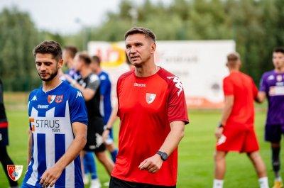 Bartosz Tarachulski przestał być trenerem Pogoni Siedlce