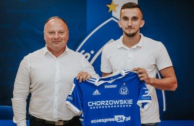 Damian Kowalczyk został nowym zawodnikiem Ruchu Chorzów