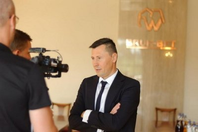 Krzysztof Lipecki został nowym trenerem Hutnika Kraków